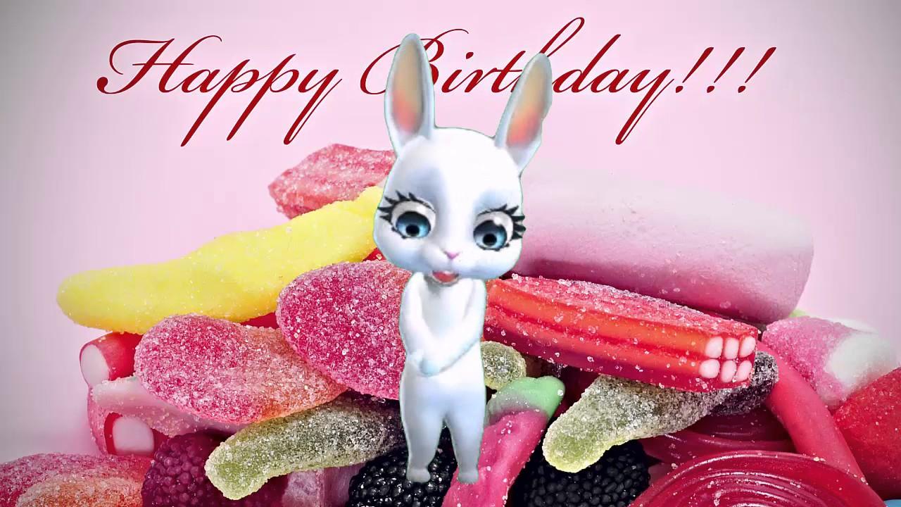 Интерактивные поздравления с днем рожденья 27