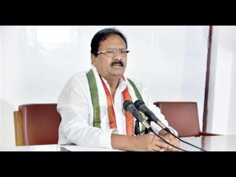 Congress Leader Shabbir Ali Press Meet LIVE || Gandhi Bhavan - TV9