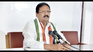 Congress Leader Shabbir Ali Press Meet LIVE || Gandhi Bhavan