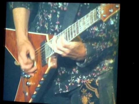 Poison- CC Deville Guitar Solo- San Diego 2011