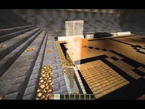 Minecraft basketball miami heat court