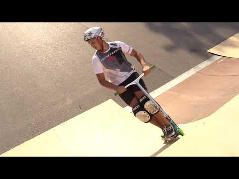 Андрей Степанов - любители, KICK & GO scooter fest 20180908