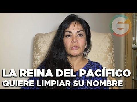 La Reina del Pacífico quiere limpiar su nombre y promueve amparo