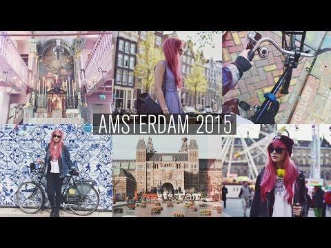 Amsterdam 2015 Vlog