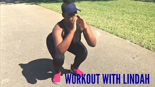 WAIST TRAINING EXERCISES | WORKOUT with LINDAH pt1