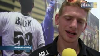 Beach Handball - Italia alle Olimpiadi: voce agli azzurrini #1