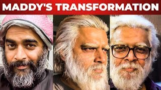 Madhavan's Vera Level Transformation as Scientist Nambi Narayanan for Rocketry – The Nambi Effect