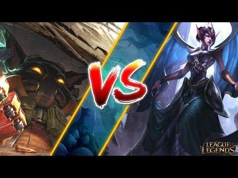 Veigar Bot VS Morgana | S7 | High Elo 3v3 Twisted Treeline Ranked Gameplay