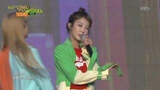 뮤직뱅크 Music Bank - 낮보다는 밤 - EXID (Night Rather than Day - EXID).20170519