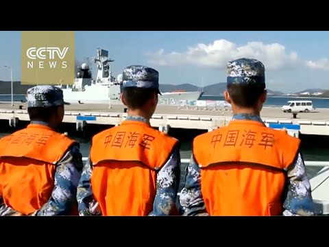 China's military delivers message on Asia-Pacific security