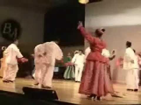 Ballet Folklorico BdA Guerrero - La Iguana