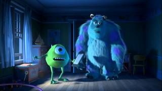 Pixar: Monsters, Inc. - original 2000 teaser trailer (HD 720p)
