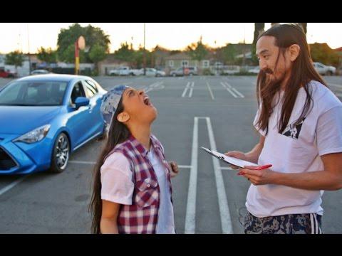 How I Got My Drivers License (ft. Steve Aoki)