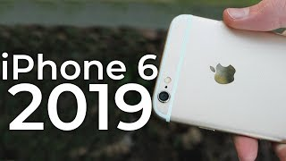 Using the iPhone 6 in 2019 - Review