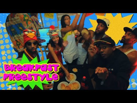 Breakfast Freestyle - @Dormtainment