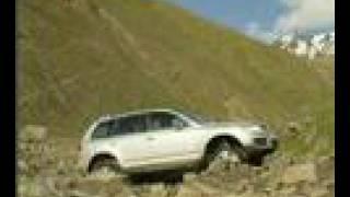 Тест драйв туарег Volkswagen Touareg 4x4