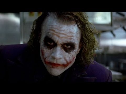 'Heath Ledger Joker Tribute' HD
