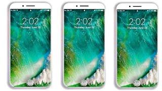 iPhone 8 Plus (EDGE) REBORN 2017!!!