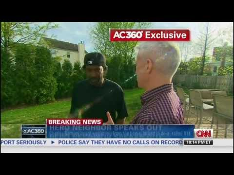 Anderson Cooper interview with Charles Ramsey Part 2
