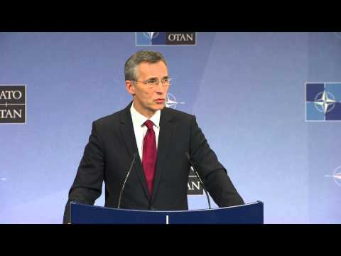 NATO Secretary General - Press Point, Defence Ministers Meetings, 05 FEB 2015 - Part 2/2