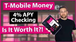 T-Mobile Money High Interest Checking Account