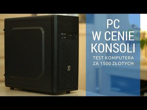 Komputer W Cenie Konsoli - Test W Grach!