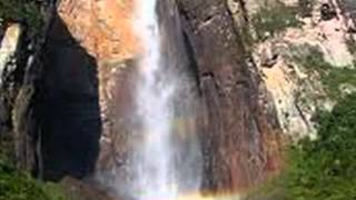 Relax with the Angels Falls sounds- Venezuela