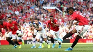 Man Utd fans say the same thing after Rashford penalty miss - 39Pogba should have taken it39- trans