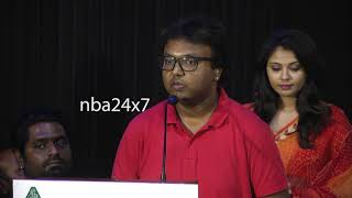 I never saw Religion while giving chance to Artists:   D.Imman about Mersal Issue   nba 24x7