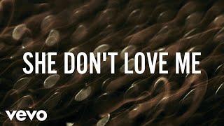 Download Lagu ZAYN - SHE DON'T LOVE ME (Lyric Video) Gratis STAFABAND