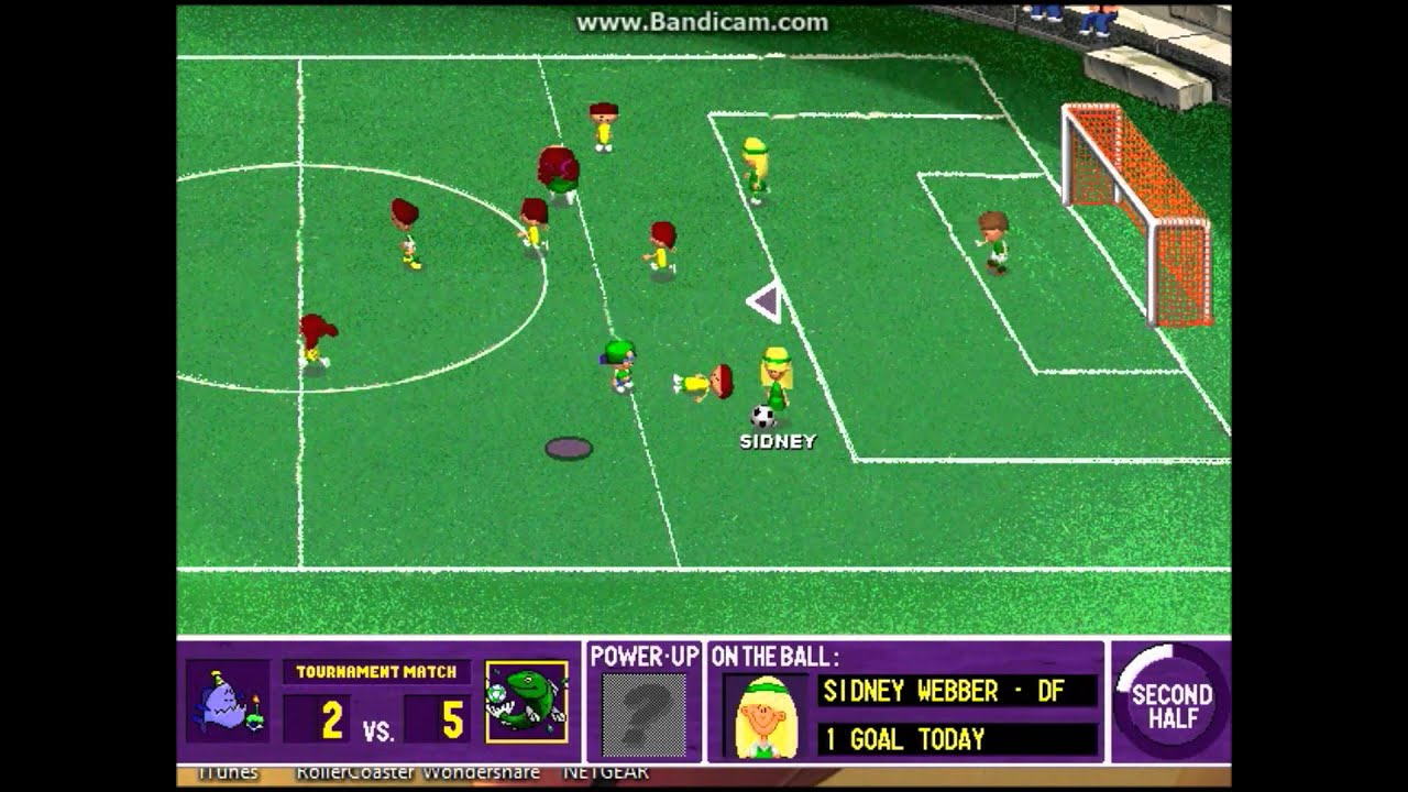 backyard soccer game images