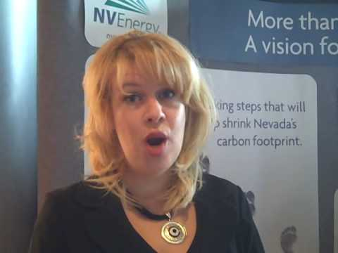 Emily Huffman with NVEnergy
