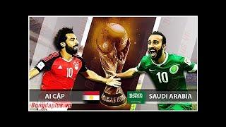 Nhận định, soi kèo Ai Cập vs Ả Rập Saudi 21h00 ngày 25/6