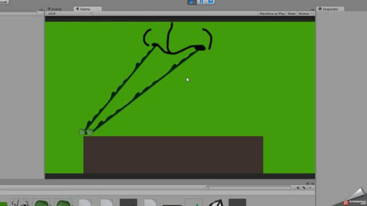 unity how to add linerenderer to scrollview