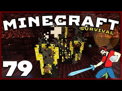 Minecraft Survival | INTO THE DEPTHS! || [S01E79] Vanilla 1.13 Lets Play