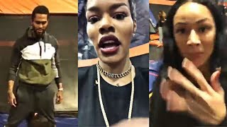 Download Lagu Dave East bring his daughter to Iman & Teyana's birthday party Gratis STAFABAND