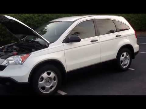 2002 - 2008 Honda CRV Air condition Problems - Recall for AC Clutch