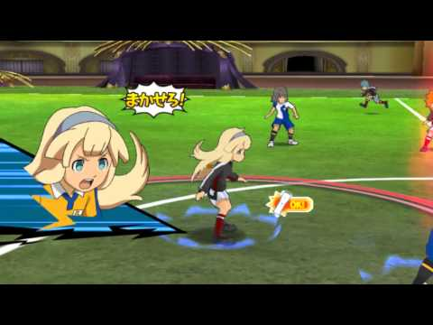 Inazuma Eleven Go Strikers 2013 Custom Teams #1: Pyro Paradox vs Metoer Eleven