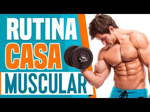 Aumentar masa muscular rutina de ejercicios en casa video 3gp mp4 mp3 download - Como ganar masa muscular en casa ...