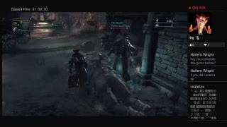 Bloodborne Playthrough (Love this game)