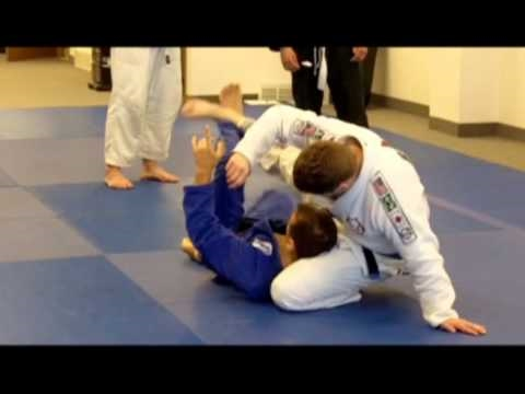 2 Effective Deep Half Guard Sweeps - Advanced Brazilian Jiu Jitsu Image 1