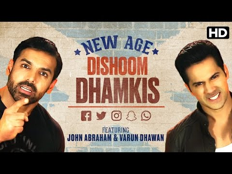 New Age Dishoom Dhamkis | 'Two Days To Dishoom'