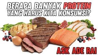 Berapa Banyak Protein yang Harus Kita Konsumsi?