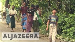 Myanmar accused of laying landmines on Bangladesh border