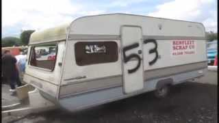 Arena Essex - National Bangers With Caravans & Junior Bangers - 13TH July 2014