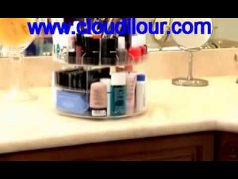 Makeup Caddy Organizer Glam Caddy Cosmetics Makeup