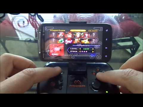 How To: Set-Up Emulators With The PowerA MOGA Android Controller