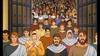 QUO VADIS IN THE NAME OF JESUS | The entire movie for children in English | TOONS FOR KIDS | EN