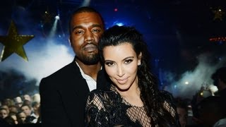 Kim Kardashian & Kanye West Give Birth To Baby Daughter!