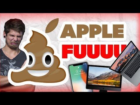Apple, я разочарован...